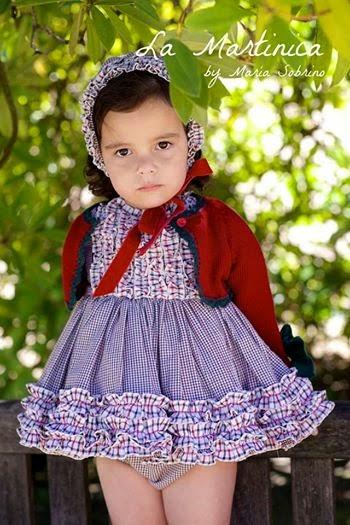 moda infantil duendes